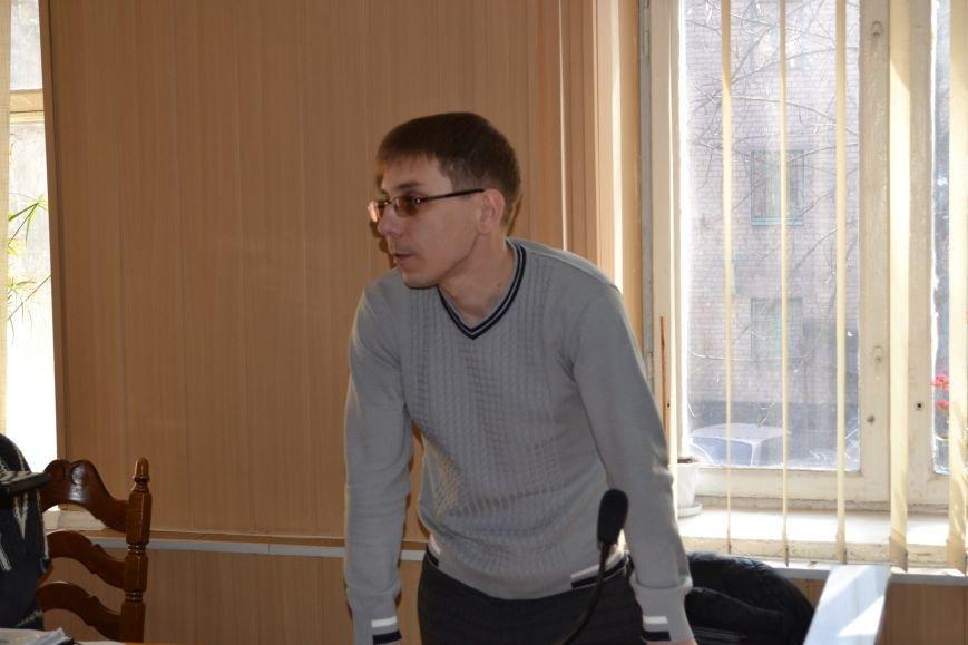 В деле экс-транспортного прокурора Кривого Рога  против активистов Долгинцевский суд удалился на перерыв до 31 марта (ФОТО), фото-4