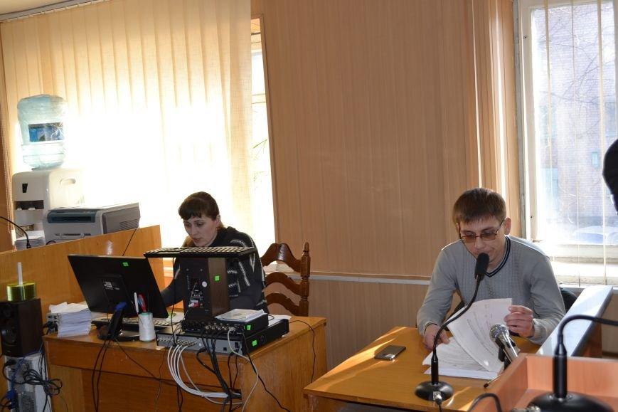 В деле экс-транспортного прокурора Кривого Рога  против активистов Долгинцевский суд удалился на перерыв до 31 марта (ФОТО), фото-5