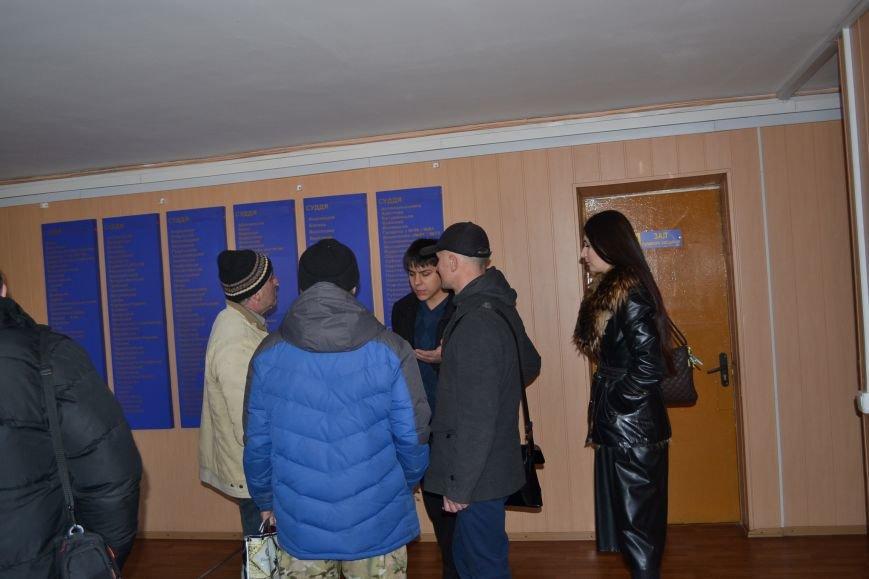 В деле экс-транспортного прокурора Кривого Рога  против активистов Долгинцевский суд удалился на перерыв до 31 марта (ФОТО), фото-9