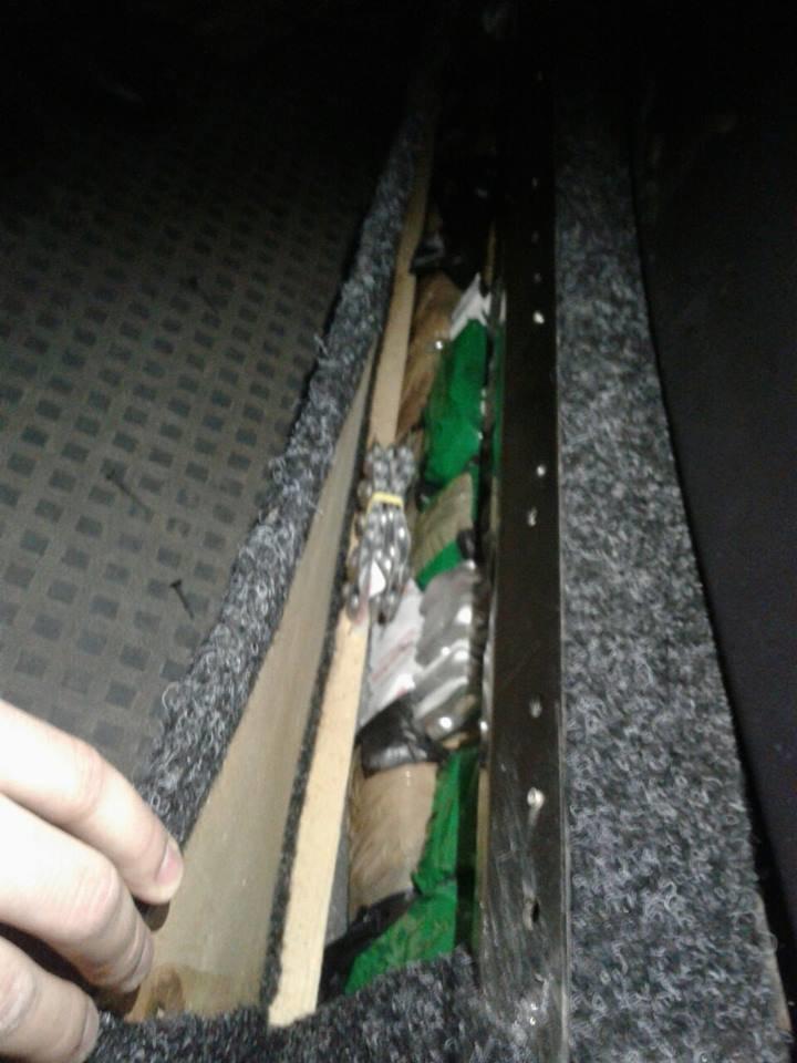 СБУ припинила контрабандну діяльність наркоугруповання. Фото, відео (фото) - фото 1