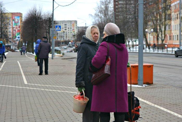 Дети, старики и голуби. Как Новополоцк встретил астрономическую весну, фото-24