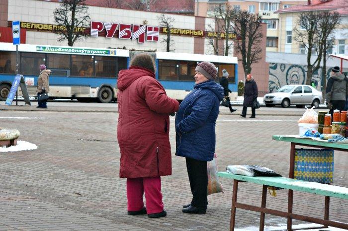 Дети, старики и голуби. Как Новополоцк встретил астрономическую весну, фото-22