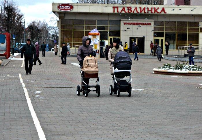 Дети, старики и голуби. Как Новополоцк встретил астрономическую весну, фото-16