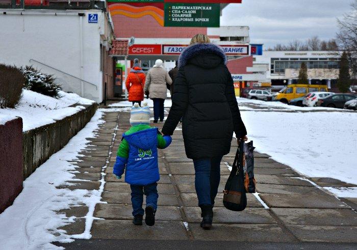 Дети, старики и голуби. Как Новополоцк встретил астрономическую весну, фото-7