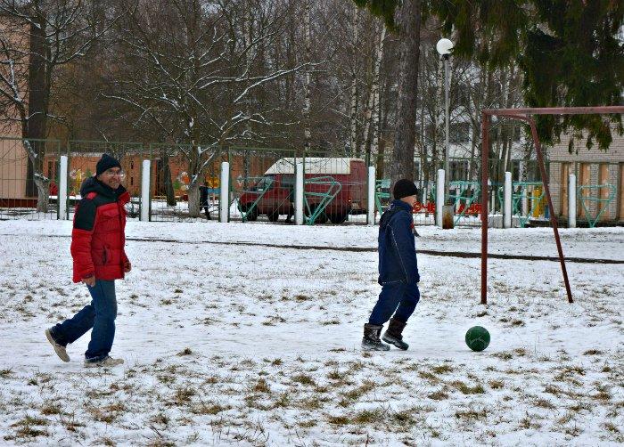 Дети, старики и голуби. Как Новополоцк встретил астрономическую весну, фото-2