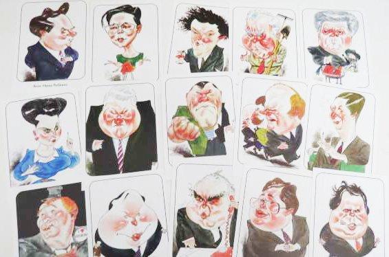 Полевчанка собрала несколько сотен политических календарей, фото-1