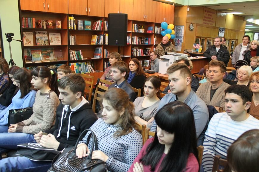 Славянск посетил американский дипломат, фото-3