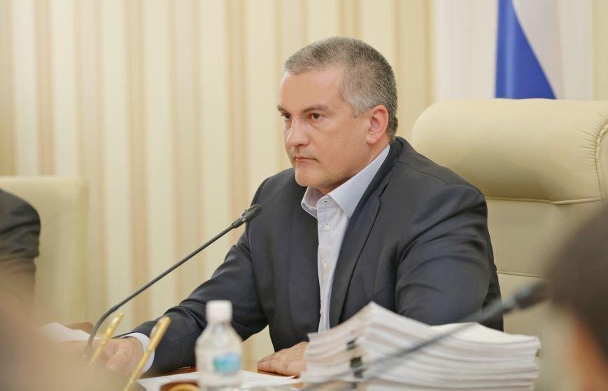Необходимо систематизировать работу по урегулированию ценовой политики на продовольственном рынке Крыма, – Аксёнов (ФОТО) (фото) - фото 1