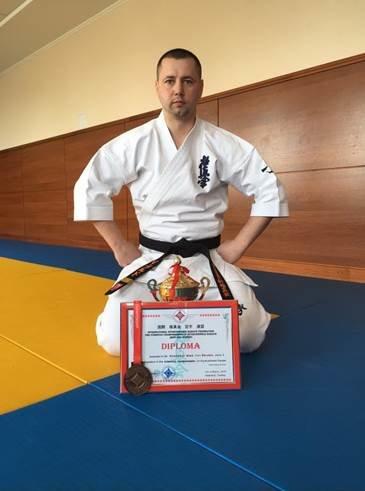 Черкаський СБУшник став чемпіоном Європи з кіокушинкай карате-до (фото) - фото 1