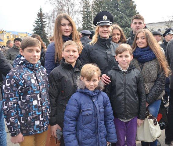 Кто вошел в ряды Житомирской патрульной полиции (фото) - фото 4