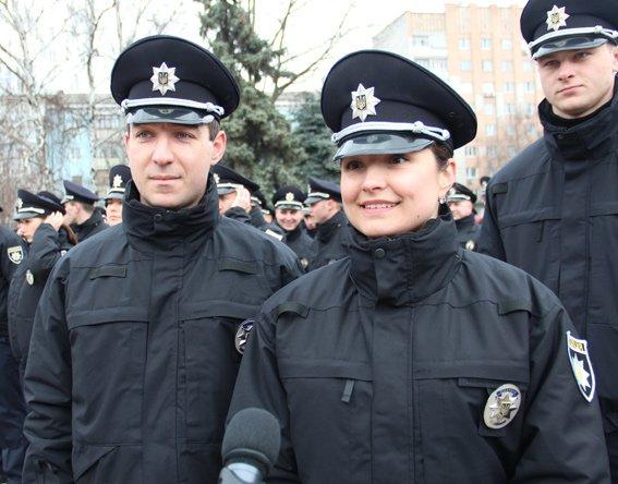 Кто вошел в ряды Житомирской патрульной полиции (фото) - фото 2