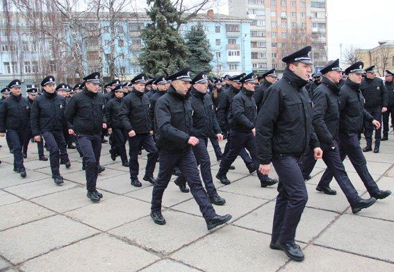 Кто вошел в ряды Житомирской патрульной полиции (фото) - фото 6
