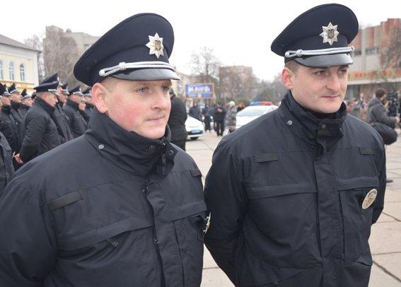 Кто вошел в ряды Житомирской патрульной полиции (фото) - фото 5