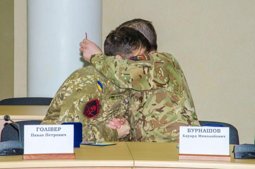 Бойцов 17 бригады и 40 батальона наградили государственными и областными наградами (ФОТО) (фото) - фото 1