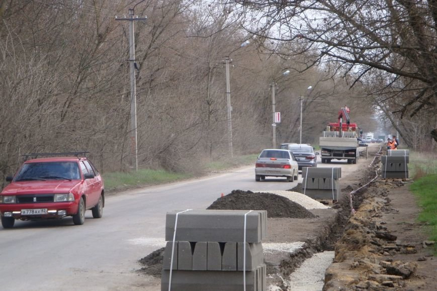 В Симферополе начался ремонт дорожного полотна (ФОТО) (фото) - фото 1