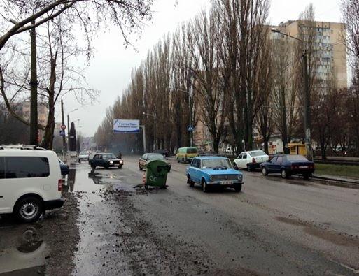 Успей объехать: Десятка самых опасных ям на одесских дорогах (ФОТО) (фото) - фото 7