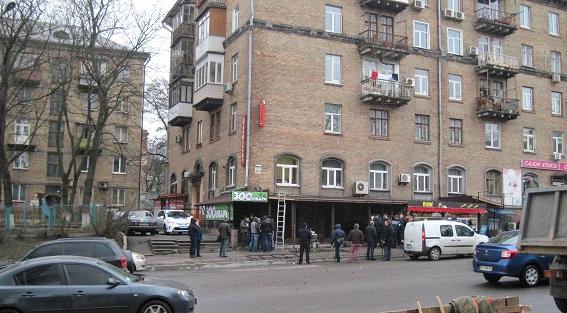 Полиция Киева расследует стрельбу по коммунальщикам (ФОТО) (фото) - фото 5