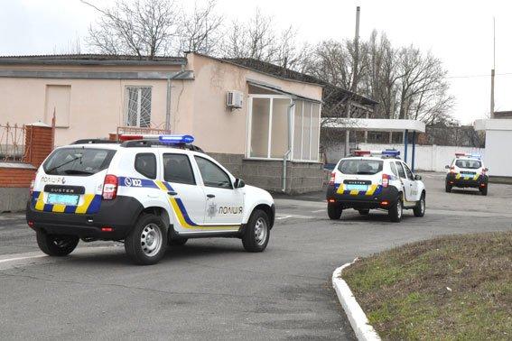 У кременчугских патрульных полицейских появились внедорожники (фото) - фото 1