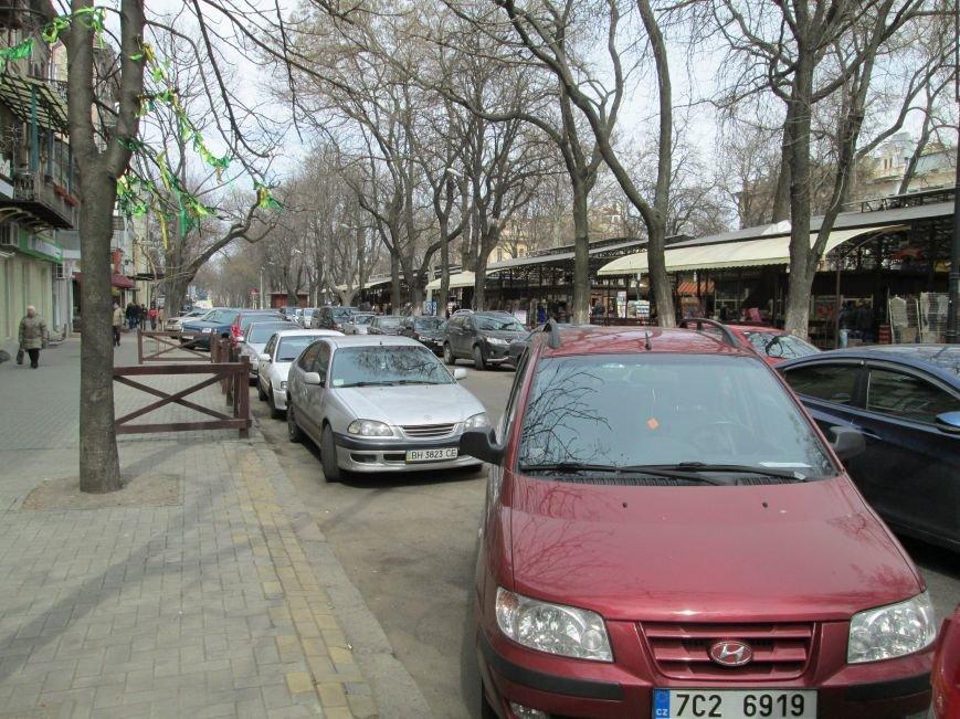 526ca9a840cbd391288ed5c5fe1cfb9f Одесские автохамы блокируют Александровский проспект