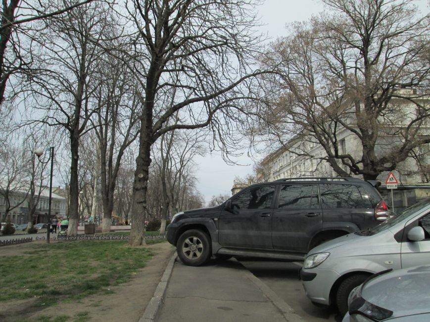 58071633d4c8787c56e0e6f9de7f83e4 Одесские автохамы блокируют Александровский проспект