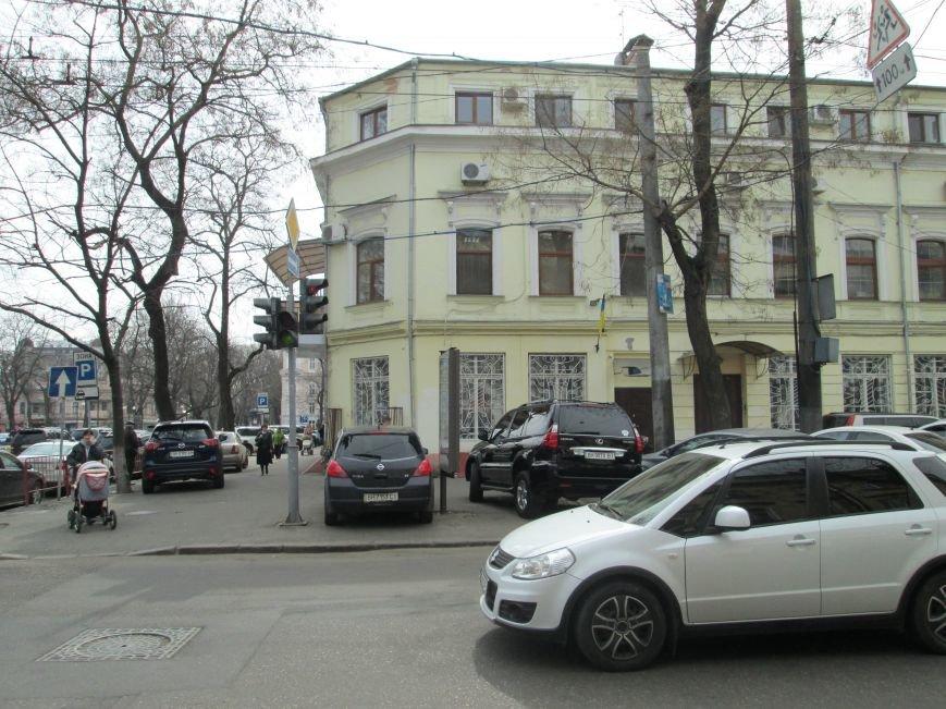 d0d4b667d3011d68c14f477df4535705 Одесские автохамы блокируют Александровский проспект