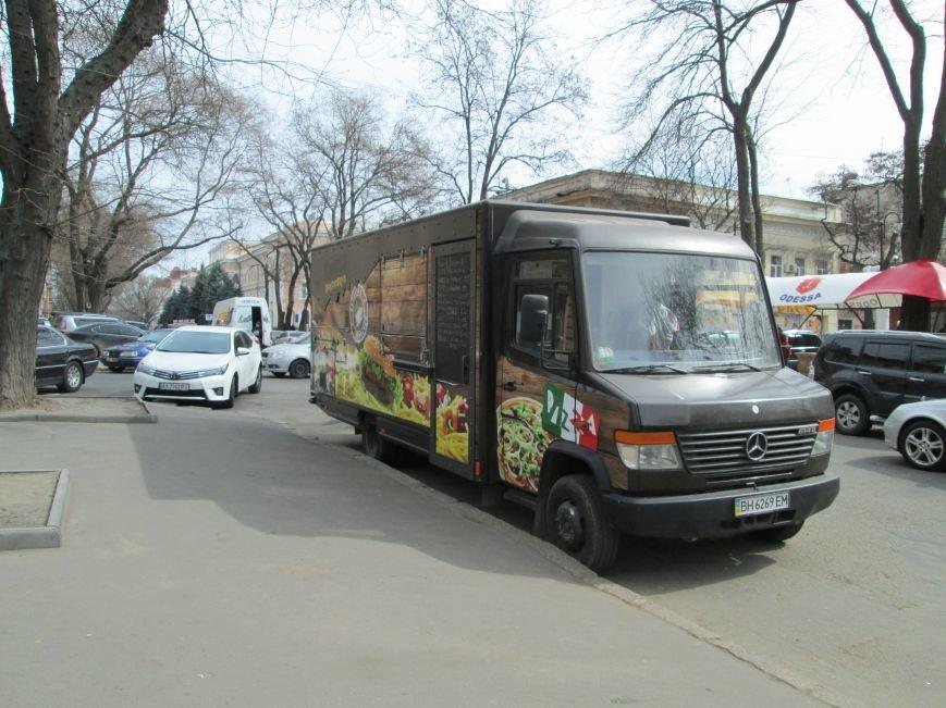 e1e332e27c3934469bcb0d9dae8fb095 Одесские автохамы блокируют Александровский проспект