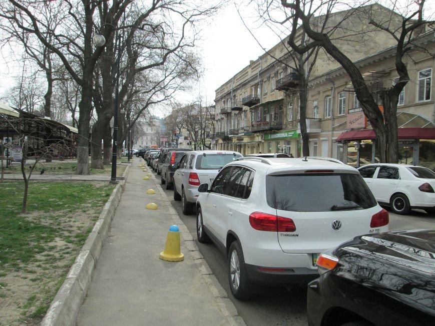 e96d46fb77c55c46d98daf3bd322b6b4 Одесские автохамы блокируют Александровский проспект