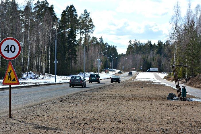Как обстоят дела на дороге, связавшей улицу Молодежную и хлебозаводскую трассу. Работы обещали завершить к марту, фото-1