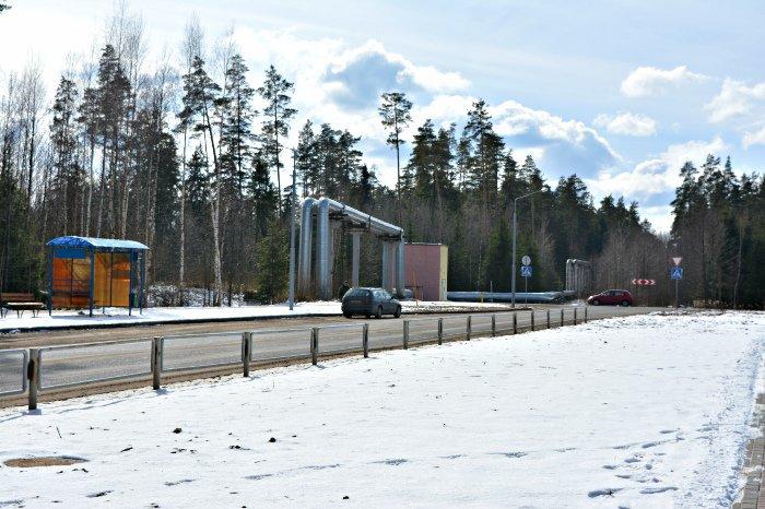 Как обстоят дела на дороге, связавшей улицу Молодежную и хлебозаводскую трассу. Работы обещали завершить к марту, фото-2