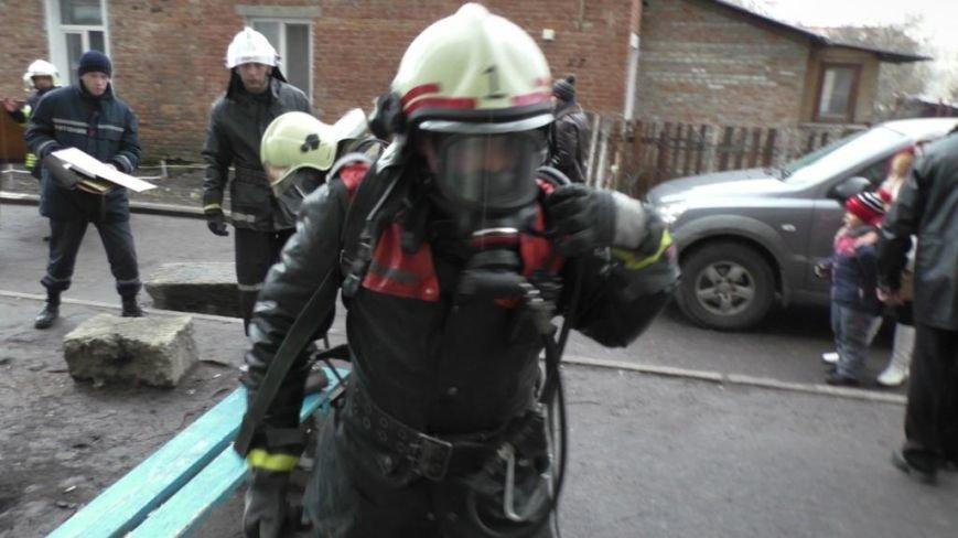 В Сумах ликвидировали условные последствия взрыва газа в квартире (ФОТО) (фото) - фото 1