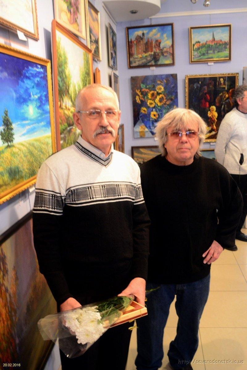 Сегодня последний день выставки художника Юрия Барабанова (ФОТО) (фото) - фото 1