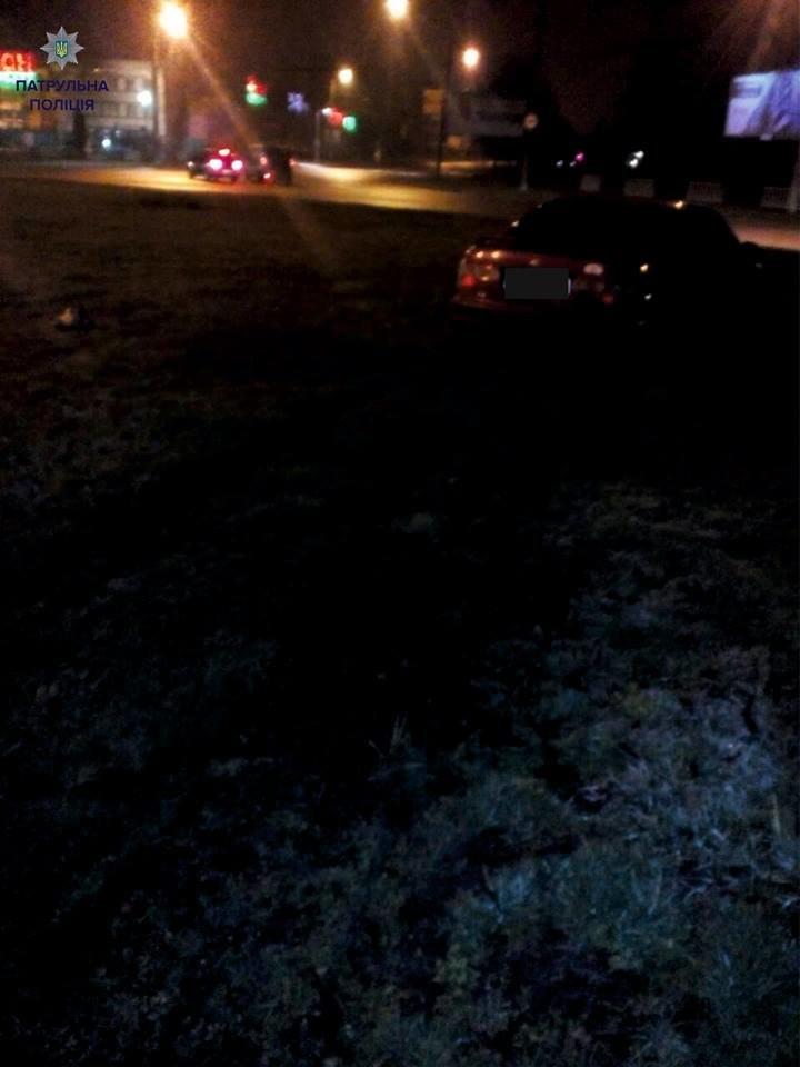 Вночі у Львові сталися дві аварії за участю п'яних водій (ФОТО), фото-2