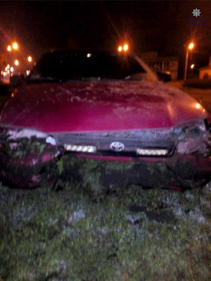 Вночі у Львові сталися дві аварії за участю п'яних водій (ФОТО), фото-3