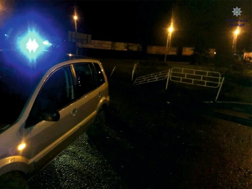 Вночі у Львові сталися дві аварії за участю п'яних водій (ФОТО), фото-1