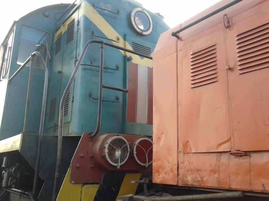 Тепловоз врезался в дрезину под Богуславом: один ремонтник погиб, еще один пострадал, фото-2