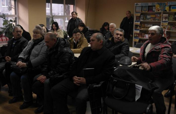 В Димитрове (Мирнограде) сегодня учили как, и с помощью каких инструментов, можно  влиять на местную власть, фото-1