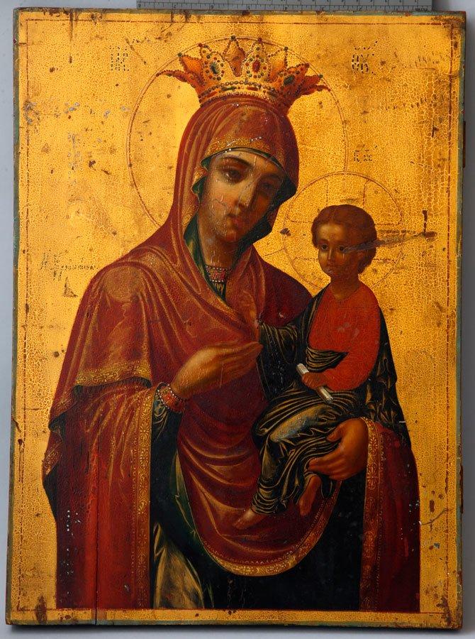 Завтра в Царское Село прибудет икона Божией Матери, утраченная во время войны, фото-1