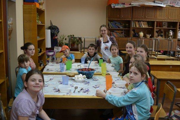 Дети из Пушкинского района поучаствовали в бесплатном кулинарном мастер-классе (фото) - фото 1