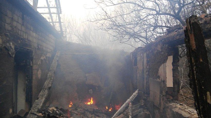 Кілька пожеж на Білоцерківщині – за один день (фото) (фото) - фото 2