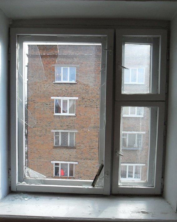 На Сумщине 19-летний вор, убегая от полиции, выпрыгнул с 4 этажа (ФОТО) (фото) - фото 1