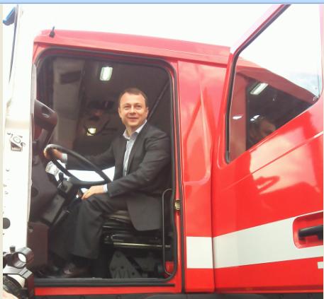 В Красноармейске (Покровске) появилось пожарное авто нового поколения, фото-6