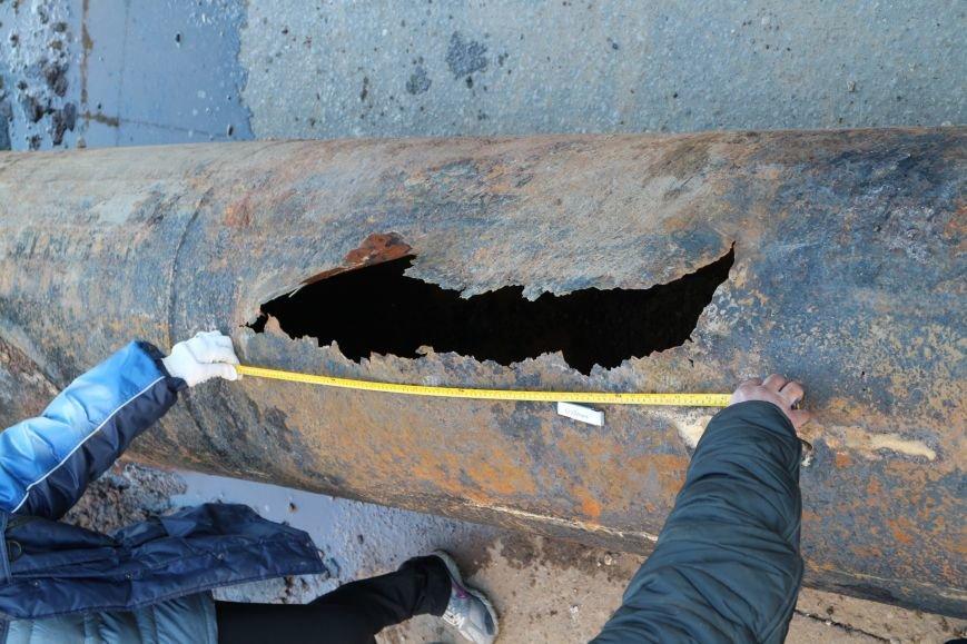 Авария в Центральном районе Твери ликвидирована (фото) - фото 1