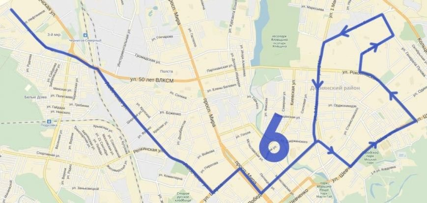 Как планируют поменять троллейбусные маршруты в Чернигове (фото) - фото 6
