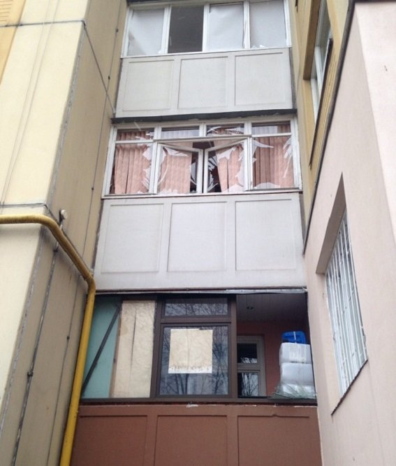 Полиция расследует обстоятельства взрыва в Кадетском гае (ФОТО) (фото) - фото 1