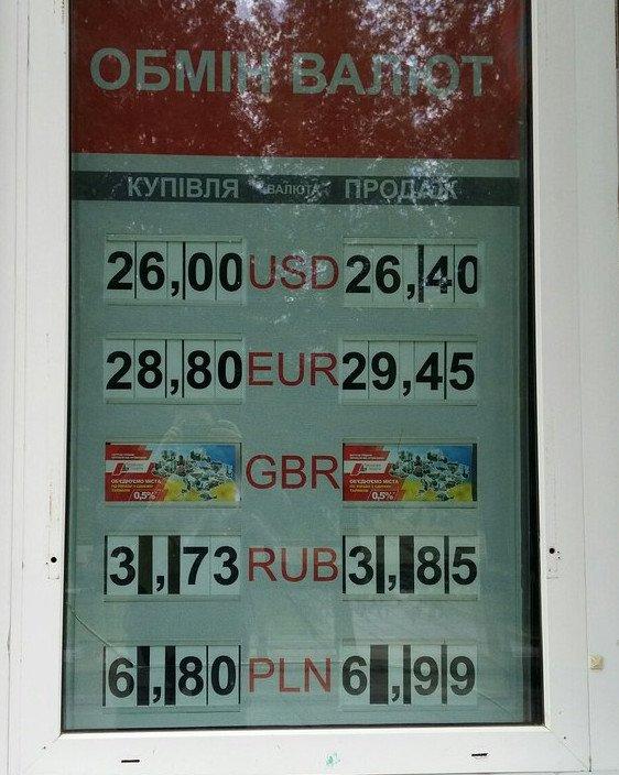 Скільки коштує долар та євро у Львові: реальний курс валют станом на 24 березня (ФОТО) (фото) - фото 2