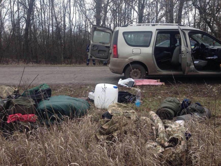 СБУ перекрыла очередной канал поставки оружия из зоны АТО в Днепропетровскую область (ФОТО) (фото) - фото 1