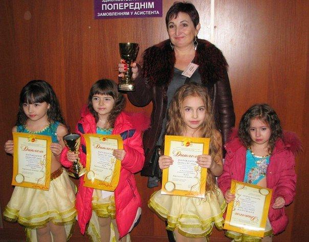 Юные таланты Черноморска привезли победы и награды для любимого города (+фото) (фото) - фото 1