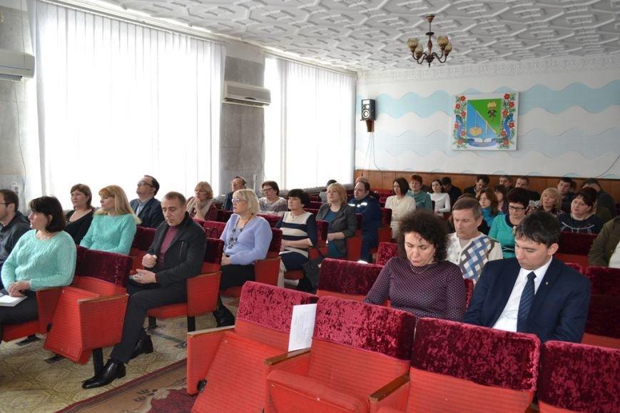 Состоялась коллегия Добропольской райгосадминистрации, фото-1