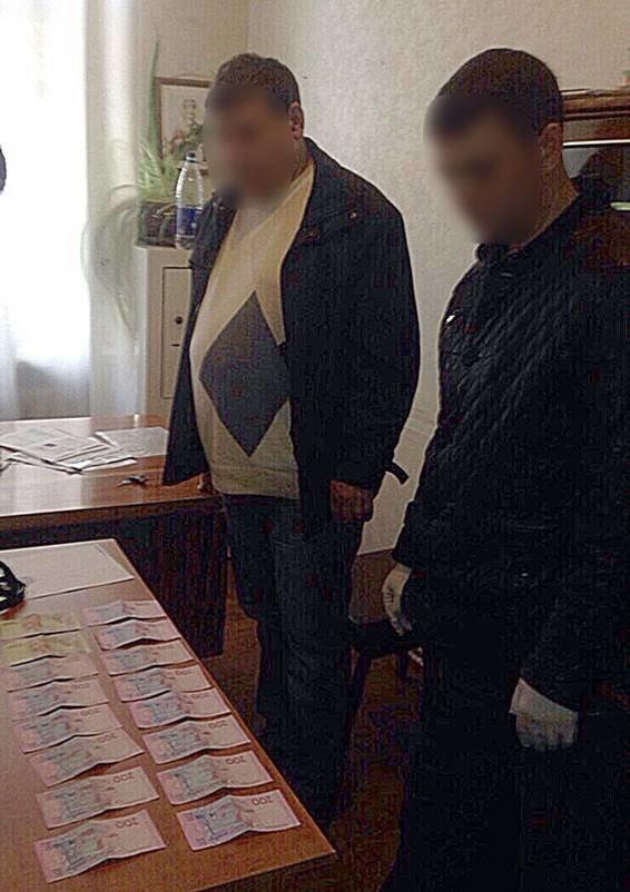 В Донецкой области чиновник погорел на взятке в три тысячи гривен (ФОТО) (фото) - фото 1