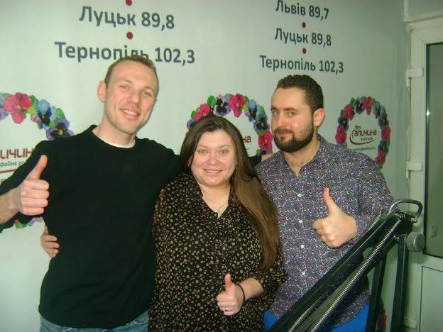 До Дня рідної мови файне радіо «FM Галичина» провело патріотичний флешмоб «Моя мова – моя гордість», фото-8